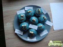Muffiny Ciasteczkowy Potwór