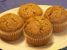 Muffiny cynamonowe