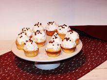 Muffiny cytrynowe z majonezem