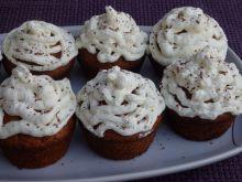 Muffiny cytrynowo-migdałowe