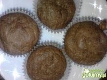 Muffiny czekoladowe dla alergika