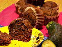 Muffiny czekoladowe z cukinią