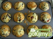 Muffiny czekoladowo-orzechowe
