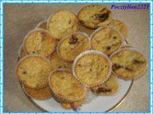 Muffiny czekoladowo- orzechowe Poczt*
