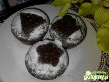 Muffiny czekoladowo-pomarańczowe