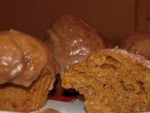 Muffiny dyniowe z cynamonowym lukrem