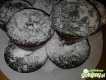 Muffiny kakaowo-jagodowe