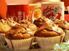 Muffiny kakaowo pierniczkowe