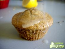 Muffiny kawowe z bananem