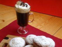 Muffiny kawowe z czekoladą