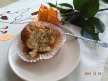 Muffiny kokosowo - pomarańczowe