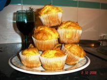 Muffiny marchewkowo- ananasowe