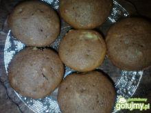 Muffiny migdałowo-czekoladowe