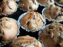 Muffiny o posmaku ostrej żurawiny