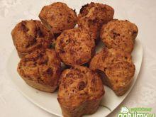 Muffiny orzechowo-kokosowe