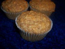 Muffiny owsiano-cynamonowe