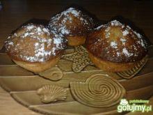 Muffiny serowo - cytrynowe