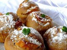 Muffiny szarlotkowe