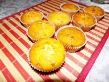 Muffiny z bakaliami