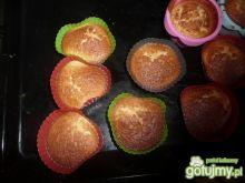 muffiny z białek