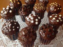 Muffiny z coca- cola