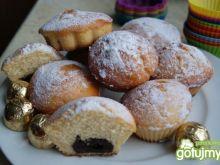 Muffiny z czekoladką