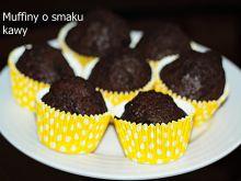 Muffiny z dodatkiem kawy
