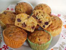 Muffiny z dynią i czekoladą
