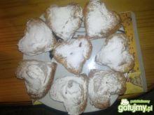 Muffiny z dżemem