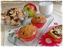 Muffiny z Frutiną i żurawiną