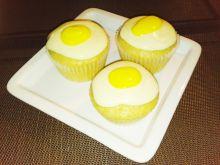 Muffiny z jajem