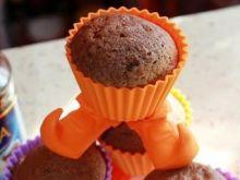 Muffiny z kawą rozpuszczalną