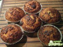 Muffiny z kawałkami czekolady