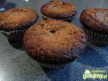 Muffiny z kokosem i białą czekoladą