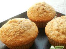 Muffiny z krówkami i kokosem