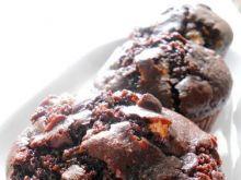 Muffiny z marshmallow i białą czekoladą