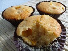 Muffiny z mirabelkami