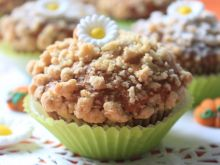 Muffiny z nadzieniem serowym