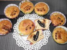 Muffiny z oreo i krówką