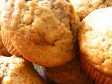 Muffiny z otrębami