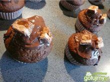 Muffiny ze Snikersem
