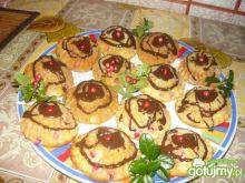 Muffiny żurawinowe