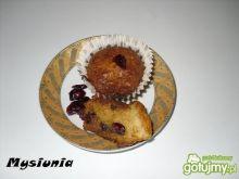 Muffiny żurawninowe
