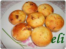 Mufinki ananasowo-czekoladowe Eli