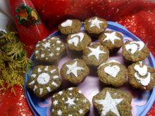 Muffinki makowo dyniowe
