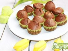 Mufinny czekoladowe