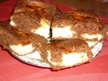 Murzynek z białym serem