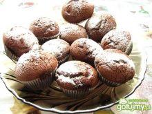 Murzynkowe muffinki