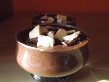 Mus kakaowo-kawowy