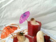 Mus Truskawkowo-Bananowy
